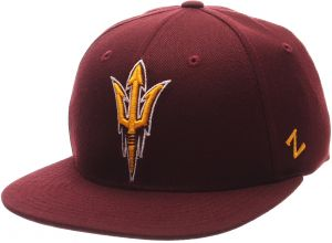 NCAA Arizona State Sun Devils Men s M15 Fitted Hat 67632a8f94c3