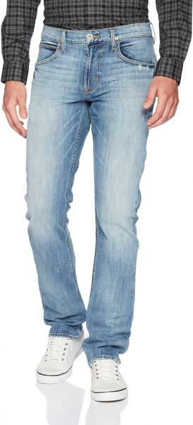 5a61d43d866 Hudson Jeans Men's Byron Straight Leg Zip Fly Jeans, Transfer, 34. by Hudson  Jeans, Pants - Be the first to rate this product