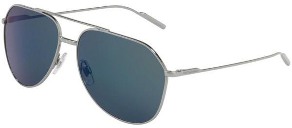 e59ae1943286 Dolce & Gabbana Aviator Sunglasses for Men , Grey Lenses , 8053672778823
