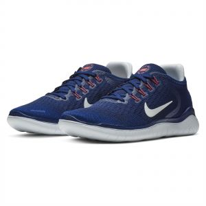 cef2a8a5e0049 Nike Free RN 2018 Running Shoes for Women - Blue Void White