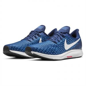 sports shoes 0d4ed 56220 Nike Air Zoom Pegasus 35 Running Shoes for Men - Indigo Force White