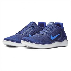 info for 1ed23 501f3 Nike Free Rn 2018 Running Shoes for Men - Blue Void Indigo force