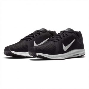 9a12a6a6c614 Nike Downshifter 8 Running Shoes for Women - Black White