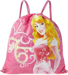 91a417ff4bbe Disney Printed Drawstring Backpack for Girls - Nylon
