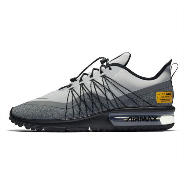 56cde111f61d13 Nike air Max Sequent 4 Utility Running Shoes for Men - Wolf Grey Reflect  Silver