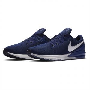 4ba62da948e Nike Air Zoom Structure 22 Running Shoes for Men - Blue Void Vast Grey