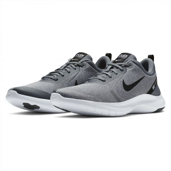 5e6857e9df11f Nike Flex Experience RN 8 Running Shoes for Men - Cool Grey Black ...