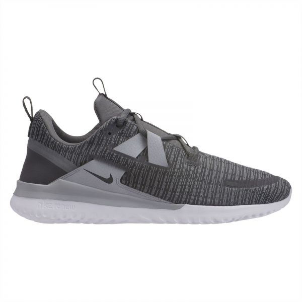 huge selection of e1c09 bfae3 Nike Renew Arena Running Shoes for Men - Cool Grey White   Souq - UAE