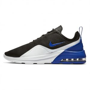 detailed pictures 7a9bb 89dab Nike Air Max Motion 2 Running Shoes for Men - Black Royal White