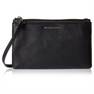 4236f3ce31ec25 Michael Kors 32S7SaFC3L 001 Crossbody Bag for Women - Leather, Black