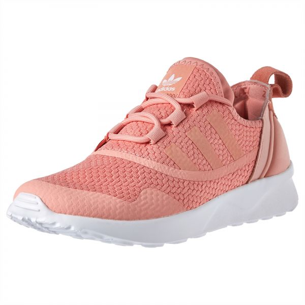 promo code 9a8cf 0ac8a adidas Originals Zx Flux adv Virtue Sports Sneakers for Women - Trapnk   Souq - UAE