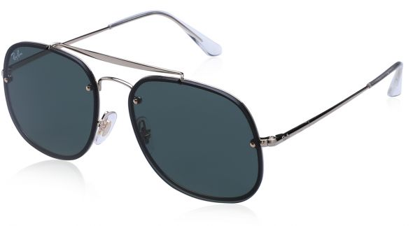 0b36f3a6af ... RB 3583 Square Frame Sunglasses - Green Lens. by Ray-Ban
