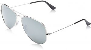 58a0b20bf93 Ray-Ban Aviator Unisex Sunglasses - RB3025-00340