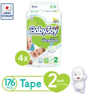 Buy covfefe attends size 7 disposable | Babyjoy,Pampers