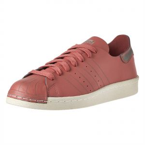 8f5413426ec adidas Originals Superstar 80S Decon Fashion Sneakers for Women - ash Pink/Off  White