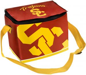 925ea55158 FOCO Usc Big Logo Team Lunch Bag