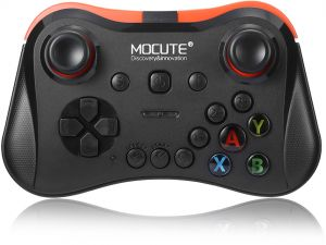MOCUTE 056 Wireless Bluetooth Gamepad Video Game Controller Joystick for Android System, iOS, PC VR