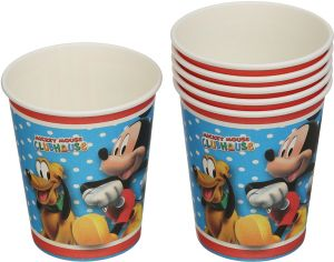 Emotions Mickey Mouse Clubhouse Cup Set Of 6