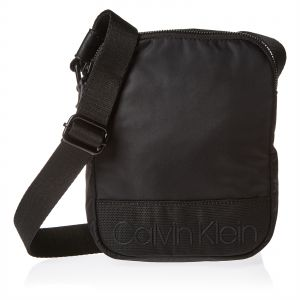 aa630e1cb1 Calvin Klein Reporter Crossover Bag for Men - Black
