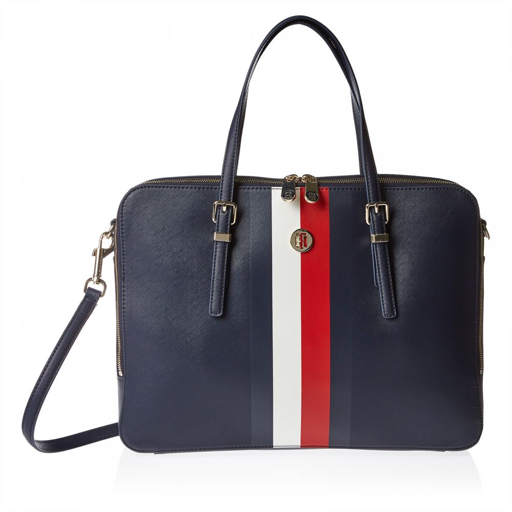 Tommy Hilfiger Laptop Bag for Women - Navy