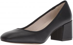 c6f1f9f872fe Kenneth Cole New York Women s Eryn Low Heel Square Toe Dress Pump
