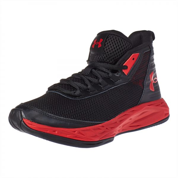 e7246fb2d518 Under Armour Basketball Shoes for Kids - Black Red
