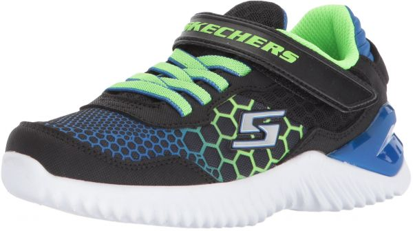 832c7f61ebb5 Skechers Kids Boys  Ultrapulse-Rapid Shift Sneaker