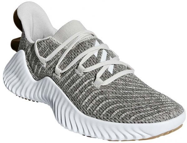 53e4ddc50 adidas Alphabounce Trainer Training Shoes for Men - Raw White FTWR ...