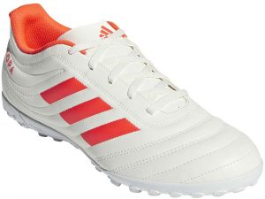 44b48bd3bae adidas Copa 19.4 TF Football Shoes for Men - Off White Solar Red