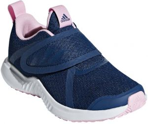 dac8bd1a83e adidas Fortarun X CF K Running Shoes for Kids - Legend Marine True Pink FTWR  White
