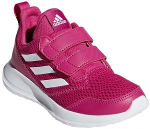 7aeaa459f3a adidas Altarun CF K Running Shoes for Kids - Real Magenta FTWR White