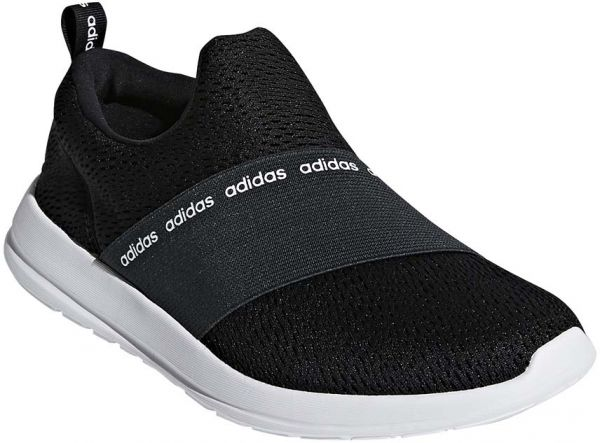 adidas slip on refine black