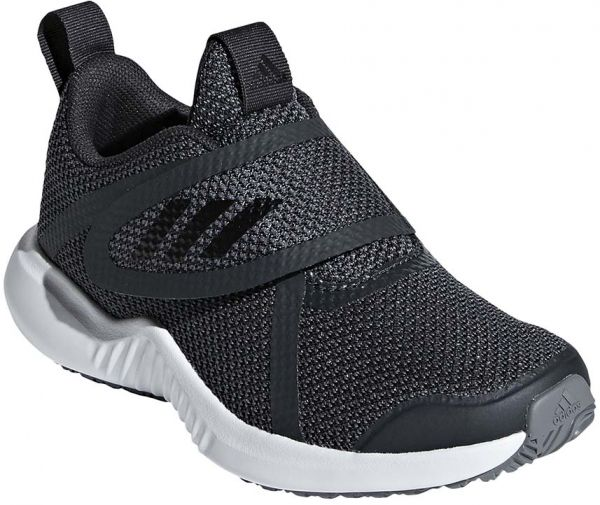 2d0361551 adidas Fortarun X CF K Running Shoes for Kids - Carbon Grey Four F17 ...