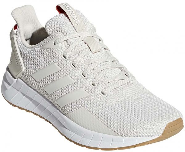 5c664b7cb359d adidas Questar Ride Running Shoes for Women - Raw White FTWR White. by  adidas