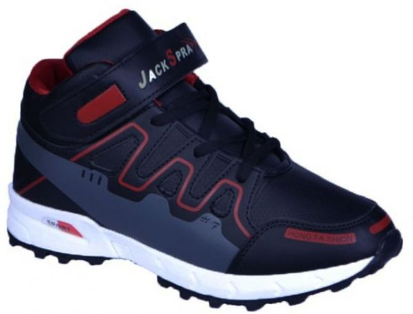 627844a64b FTC Fashion Sneakers For Men - Red Black