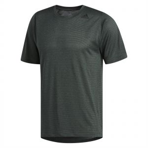 new lower prices great fit exclusive shoes adidas Freelift_Tech Fitted Climacool Tee T-Shirt, Men, mens, DW9838,  multicolor (legend ivy/heather), L