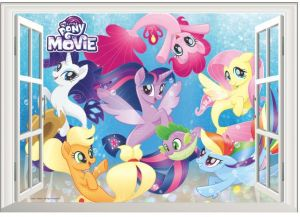 Buy My Pony Wall Stickers My Little Ponydesign With Vinylwall