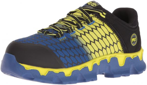 c19aef5c391 Timberland PRO Men s Powertrain Sport Alloy Toe SD+ Industrial and  Construction Shoe