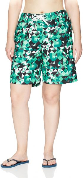 f14d0903af Kanu Surf Women's Plus Size UPF 50+ Quick Dry Active Prints II Swim  Boardshort, Lagoon, 3X. by Kanu Surf, Swimwear - 1,941 ratings