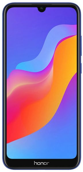 Honor 8C Dual SIM - 64GB, 3GB RAM, 4G LTE, Blue