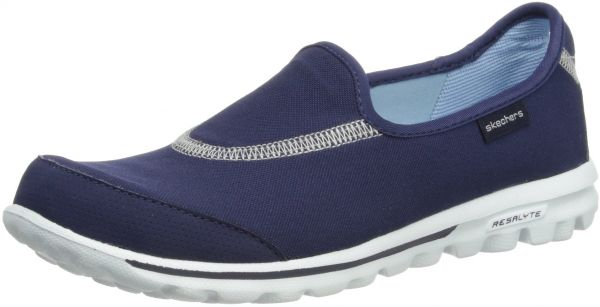 the best attitude c2a3f f6570 Skechers Performance Women s Go Walk 1 Slip-On Walking Shoe, Navy, 8 M US    Souq - UAE