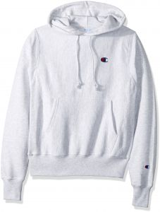 787d76af9 Champion LIFE Men's Reverse Weave Pullover Hoodie, Gfs Silver Grey/Left  Chest C Logo, X-Small