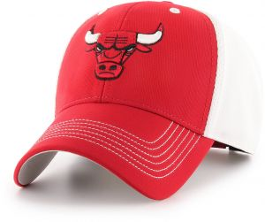 the best attitude f925f 5b934 NBA Chicago Bulls Sling OTS All-Star MVP Adjustable Hat, Red, One Size, NA