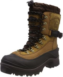 71bac438fde1a Sorel Men s Conquest Snow Boot