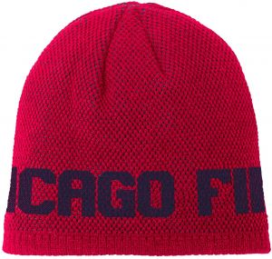 f91399e414d3e8 MLS Chicago Fire Boys Cuffless Knit Hat, Red, One Size (8)