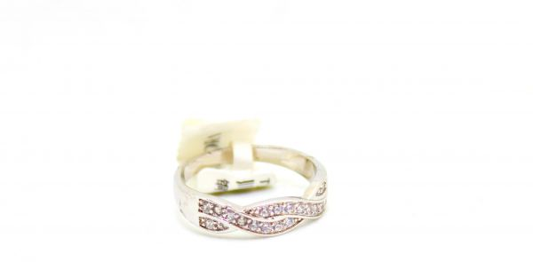 Fashion Rings	 White Gold Plated