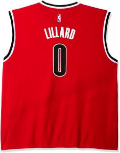 Damian Lillard Jersey Number Cheaper Than Retail Price Buy Clothing Accessories And Lifestyle Products For Women Men