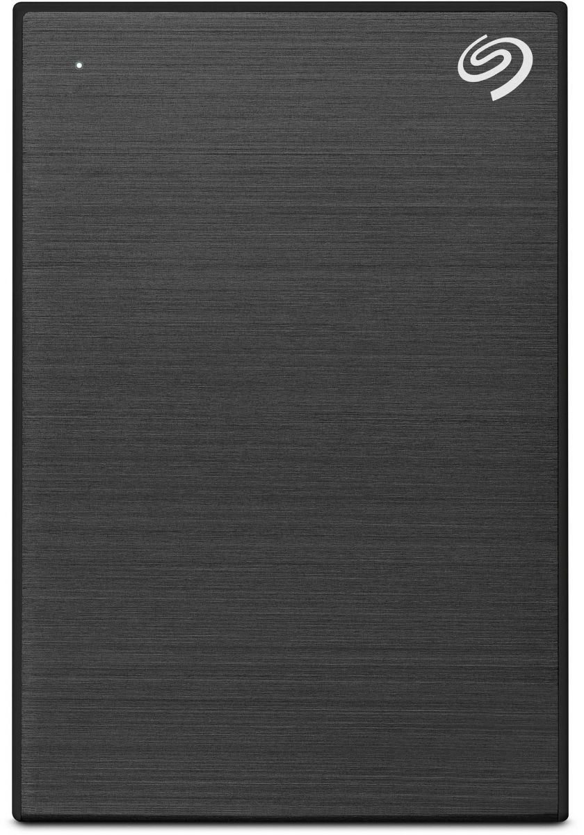 Seagate Backup Plus Slim 1T External HDD USB 3.0 Black PN: STHN1000400