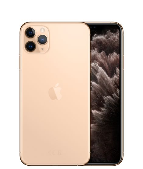 Apple iPhone 11 Pro Max with FaceTime - 512GB, 4GB RAM, 4G...