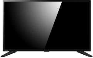 Toshiba HD LED TV, 32 inch, Black 32S2800EE : Buy Online
